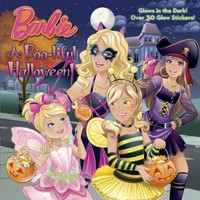 A Boo-tiful Halloween Barbie NOV