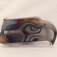 Seattle Seahawks hitch cover