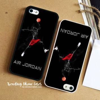 CREYUG7 Air Jordan iPhone Case Cover for iPhone 6 6 Plus 5s 5 5c 4s 4 Case