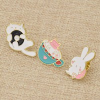 Kawaii Animal Pins