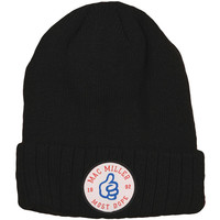 Mac Miller Men's Most Dope Beanie Black