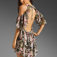 Blu Moon Renaissance Romance Dress in Multi Floral from REVOLVEclothing.com