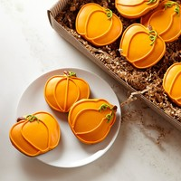 Assorted Pumpkin Cookie Box