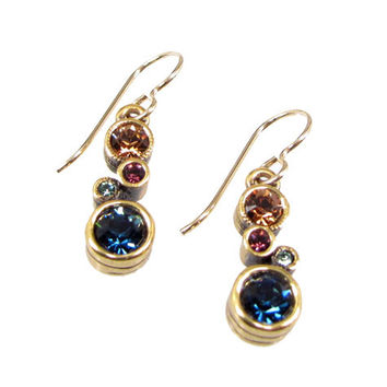 Patricia Locke Jewelry - Cassie Earrings in Heather