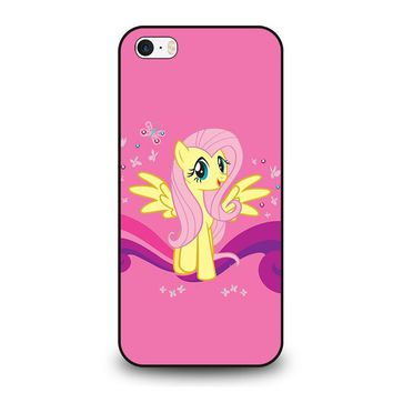 MY LITTLE PONY FLUTTERSHY iPhone SE Case Cover