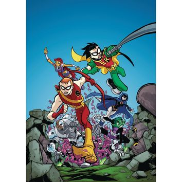 Teen Titans Go Bring It On TP New Ed