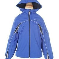 London Fog `Razor Edge` Rain Jacket (Sizes 8 - 18) $19.99