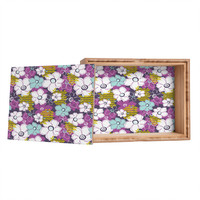 Heather Dutton Petals and Pods Orchid Jewelry Box