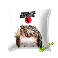 Hemming 5sos Square Pillow Cover