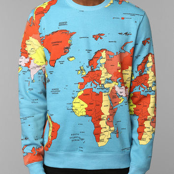 BDG Map Sweatshirt