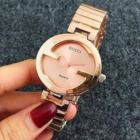 Gucci Fashion Casual Print Watch Business Watches Wrist Watch For Women Men