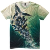 Imaginary Foundation Undivided Mind T-Shirt - Men's at CCS