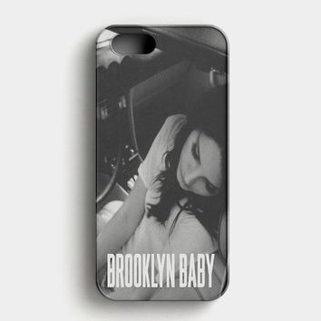 Lana Del Rey Born To Die The Paradise Edition iPhone SE Case