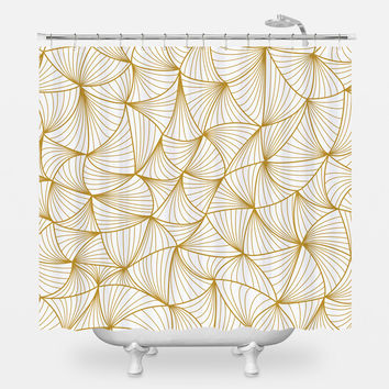 East Egg Shower Curtain