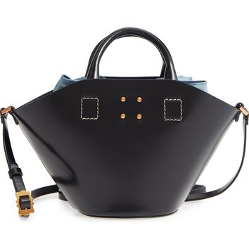 TRADEMARK Small Leather Bucket Bag   Nordstrom