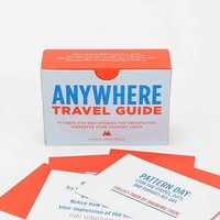Anywhere - A Travel Guide Card Set- Assorted One