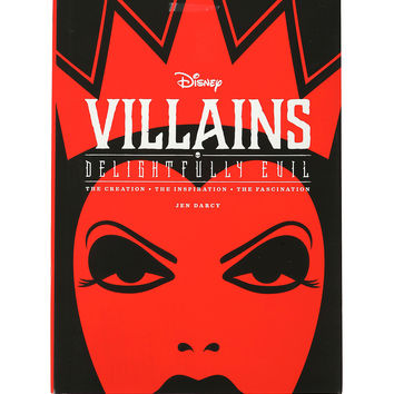 Disney Villains: Delightfully Evil Book