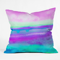 Jacqueline Maldonado Destiny 1 Throw Pillow