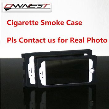 OWNEST Fashion Smoking Kills Cigarette Case for iPhone 7 7 Plus 6 6S Plus Silicone Super Soft Cover Cigarette Cases Coque