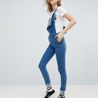 Noisy May Tall Dungaree at asos.com