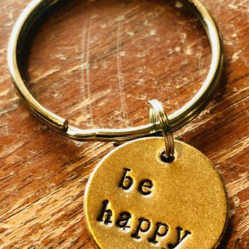 A Teeny Tiny Reminder: be happy