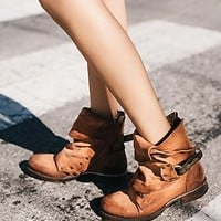 A.S.98 Womens Emerson Ankle Boot