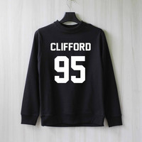 Clifford 95 Michael Clifford Sweatshirt Sweater Shirt – Size XS S M L XL
