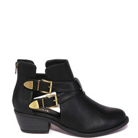 SHOES / Ellie Cutout Boot