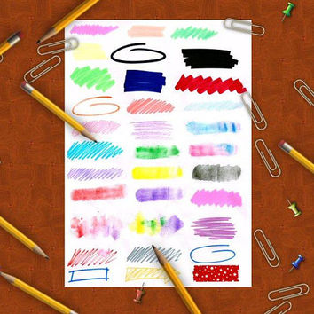 labels planner sticker watercolour markers pencils happy printable planner organizer gay clip art agenda organizer download lasoffittadiste