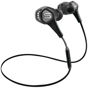 Soul Run Free Pro Hd Bluetooth Sport Earbuds (black)