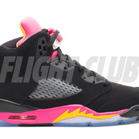 "girls air jordan 5 retro (gs) ""floridian"" - Air Jordan 5 - Air Jordans 