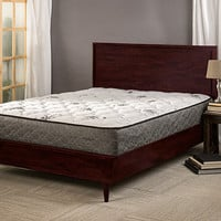 "Manhattan 11"" Innerspring Firm Memory Foam Mattress"