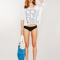 Consurfvation Dolman Tee Shirt - Urban Outfitters
