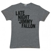 Late Night with Jimmy Fallon T-Shirt