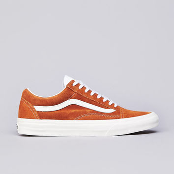 Flatspot - Vans Old Skool (Vintage) Sudan Brown