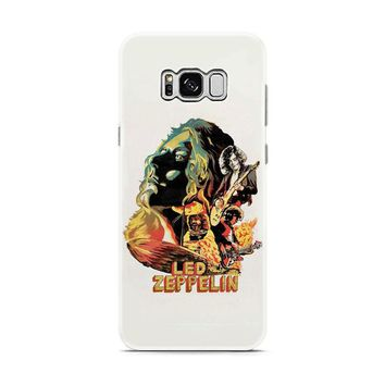 Led Zeppelin The Best Band Samsung Galaxy S8 | Galaxy S8 Plus Case