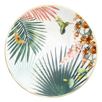 Stoneware Plate - from H&M