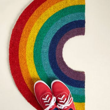 Chase the Rainbow Doormat
