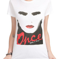 Once Upon A Time Dark Emma Girls T-Shirt