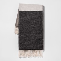 Color Block Throw Blanket - Project 62™