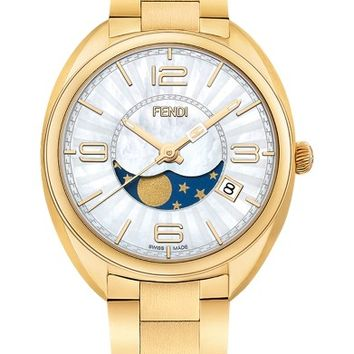 Fendi Momento Bracelet Watch, 34mm | Nordstrom