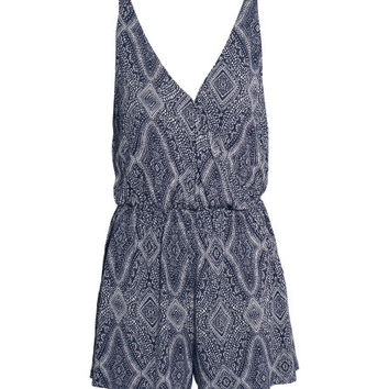 Jersey Jumpsuit - from H&M
