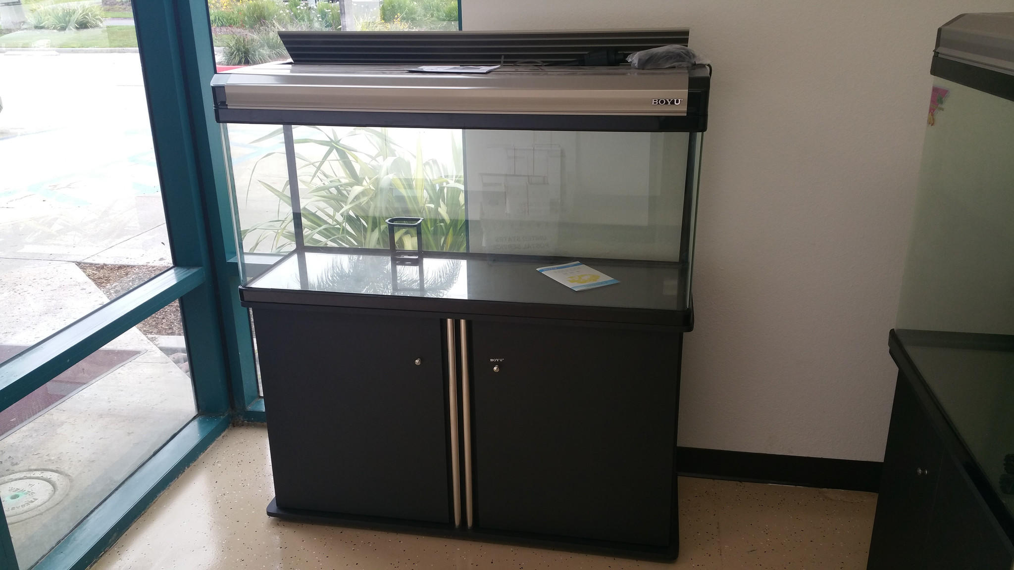 65 gallon aquarium reef fish tank w t8 from for 65 gallon fish tank