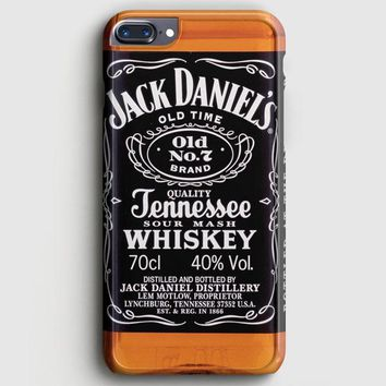 Jack Daniels Black Label iPhone 8 Plus Case | casescraft