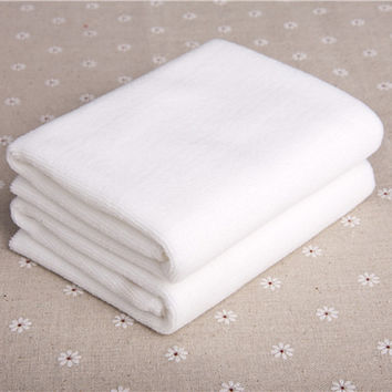 Durable Water-absorbent Lint-free Hair Towel Quick-Dry  Washing The Hair Towels12 Colors Soft Absorbent Drying Washcloth