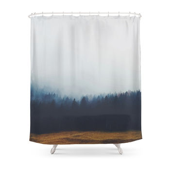 Society6 *Frozen In Time* #society6 Shower Curtains
