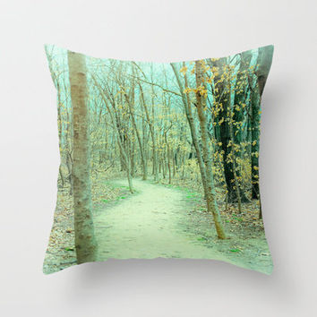 Release My Wild Soul Throw Pillow by Ann B. | Society6