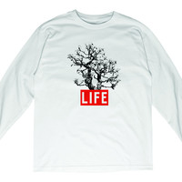 Altru Apparel x LIFE Bonsai LS Tee (Medium Only)