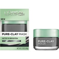 L'Oréal Detox & Brighten Clay Mask | Ulta Beauty