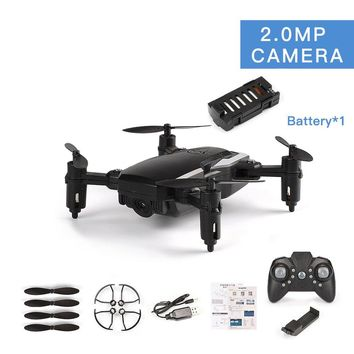 LF606 RC Foldable Quadcopter Drone With 720P Camera And Altitude Hold